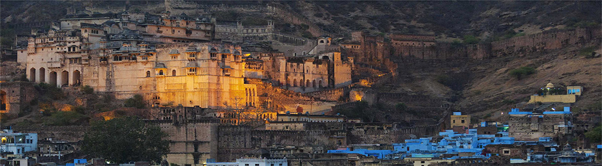 Bundi is a place in rajasthan. it is a very beautiful place.