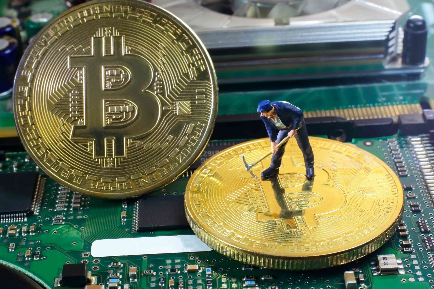 The Rise of Bitcoin Mining